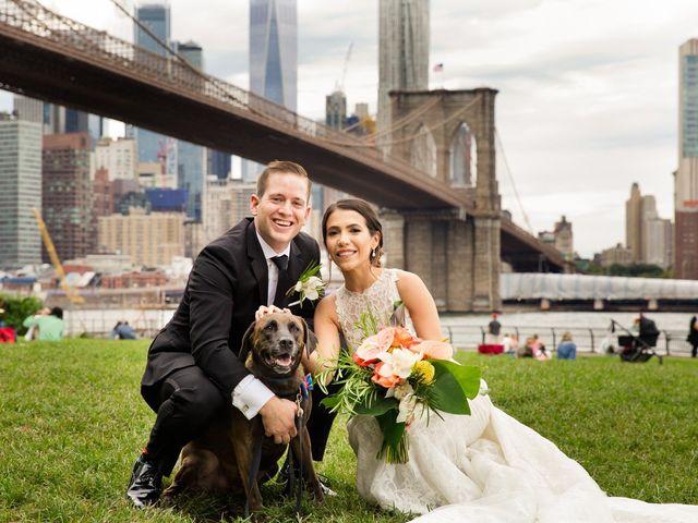 Pete and Marilu's Wedding in Brooklyn, New York 7