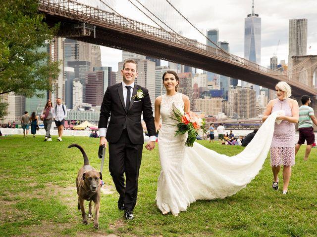 Pete and Marilu's Wedding in Brooklyn, New York 8
