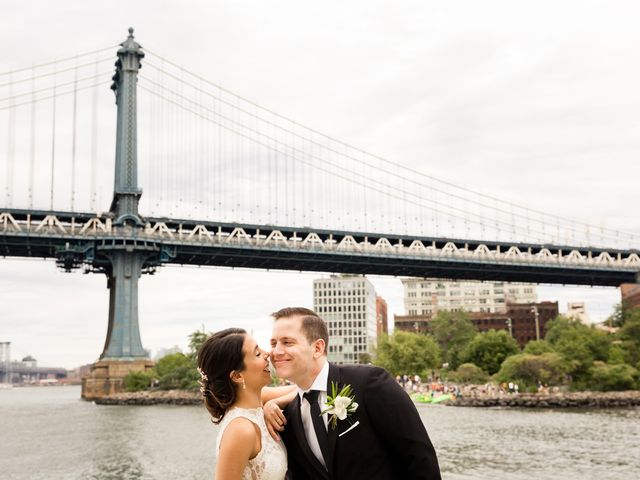 Pete and Marilu's Wedding in Brooklyn, New York 11