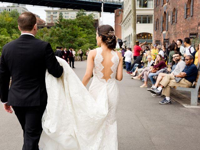 Pete and Marilu's Wedding in Brooklyn, New York 12