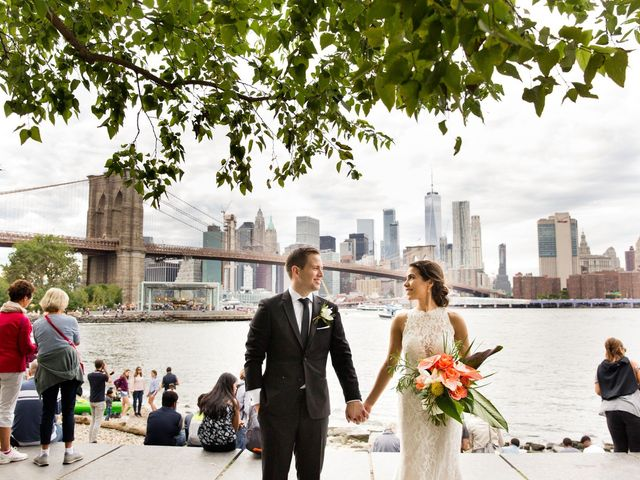 Pete and Marilu's Wedding in Brooklyn, New York 14
