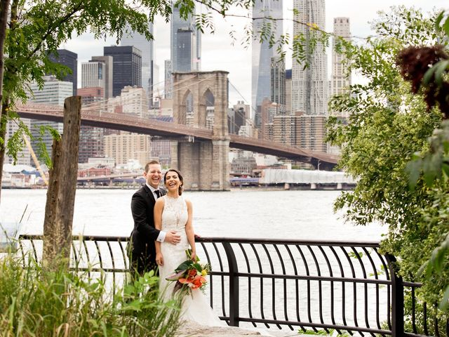 Pete and Marilu's Wedding in Brooklyn, New York 15