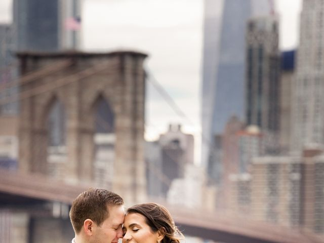 Pete and Marilu's Wedding in Brooklyn, New York 16