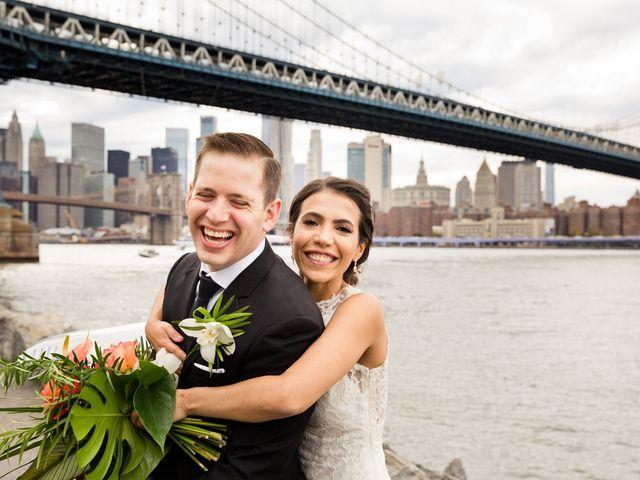 Pete and Marilu's Wedding in Brooklyn, New York 18