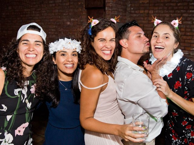Pete and Marilu's Wedding in Brooklyn, New York 38