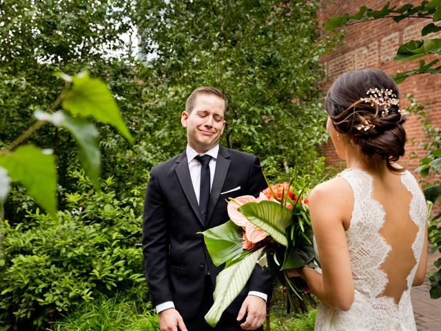Pete and Marilu's Wedding in Brooklyn, New York 40