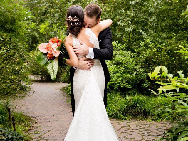 Pete and Marilu's Wedding in Brooklyn, New York 41