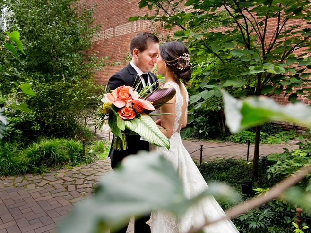 Pete and Marilu's Wedding in Brooklyn, New York 42