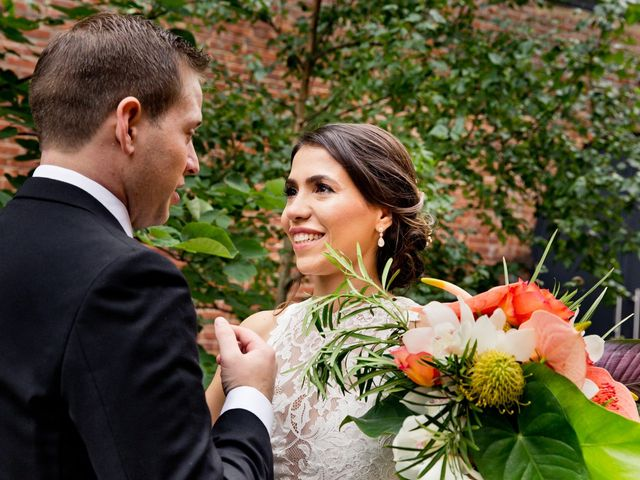 Pete and Marilu's Wedding in Brooklyn, New York 43