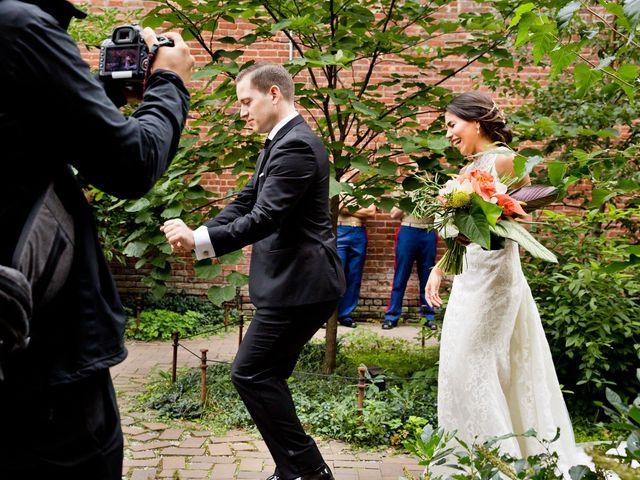 Pete and Marilu's Wedding in Brooklyn, New York 44