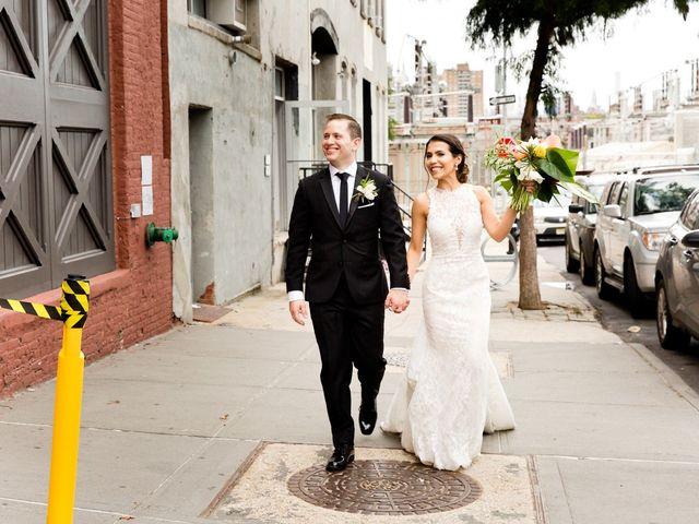 Pete and Marilu's Wedding in Brooklyn, New York 46