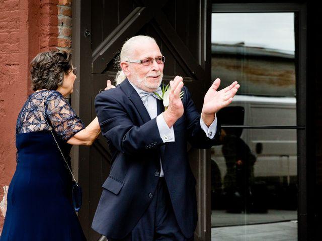 Pete and Marilu's Wedding in Brooklyn, New York 47
