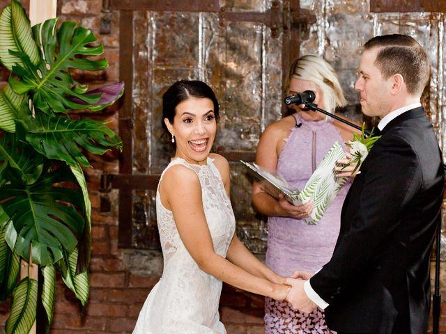 Pete and Marilu's Wedding in Brooklyn, New York 54