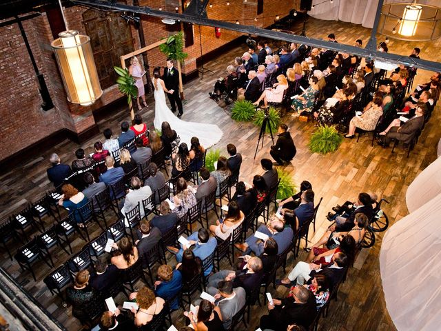 Pete and Marilu's Wedding in Brooklyn, New York 55