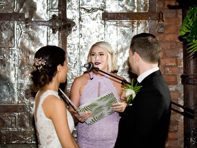 Pete and Marilu's Wedding in Brooklyn, New York 56