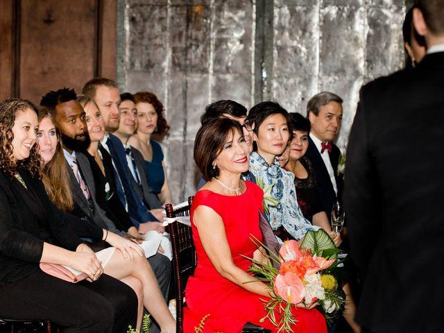 Pete and Marilu's Wedding in Brooklyn, New York 57