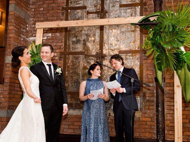 Pete and Marilu's Wedding in Brooklyn, New York 61