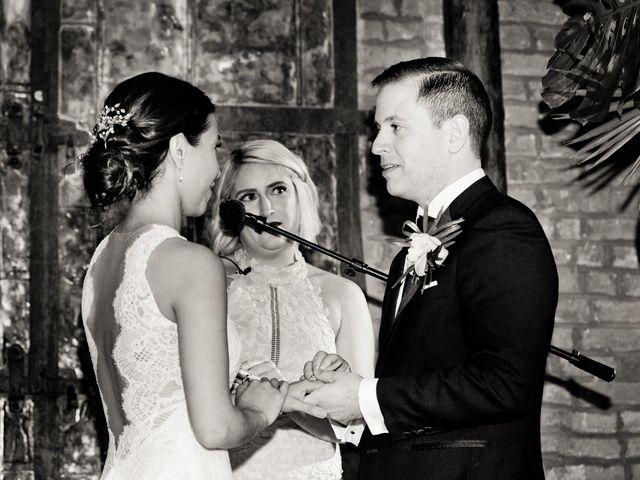 Pete and Marilu's Wedding in Brooklyn, New York 69