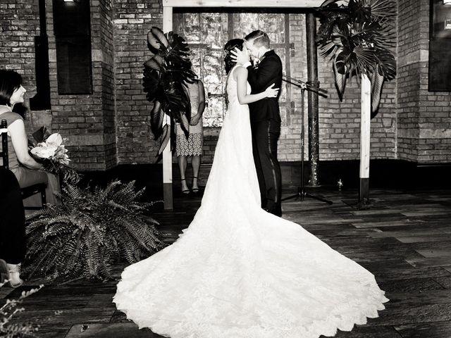 Pete and Marilu's Wedding in Brooklyn, New York 71
