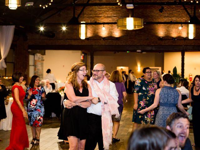 Pete and Marilu's Wedding in Brooklyn, New York 105