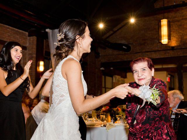 Pete and Marilu's Wedding in Brooklyn, New York 106