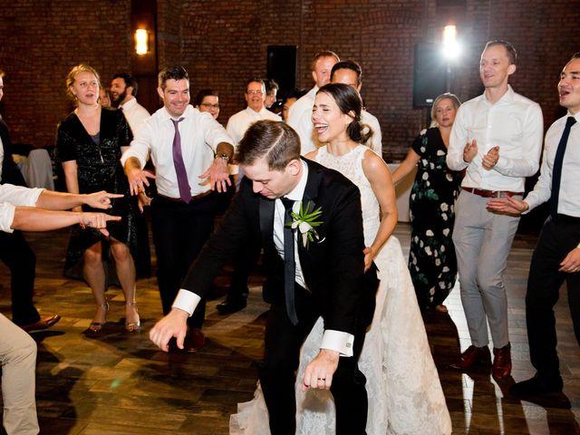 Pete and Marilu's Wedding in Brooklyn, New York 110
