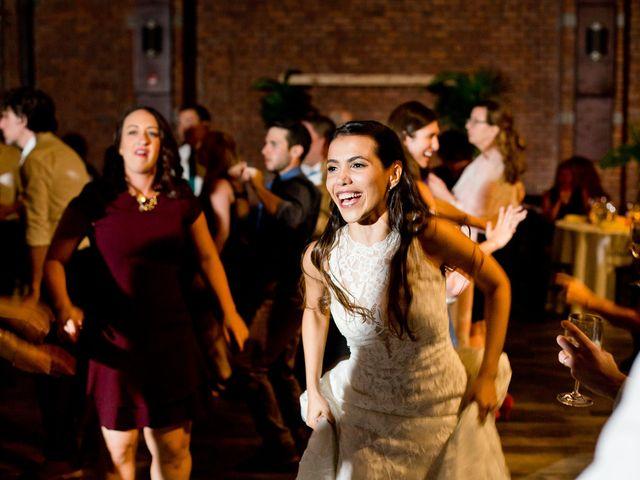 Pete and Marilu's Wedding in Brooklyn, New York 113