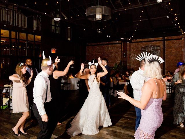 Pete and Marilu's Wedding in Brooklyn, New York 114