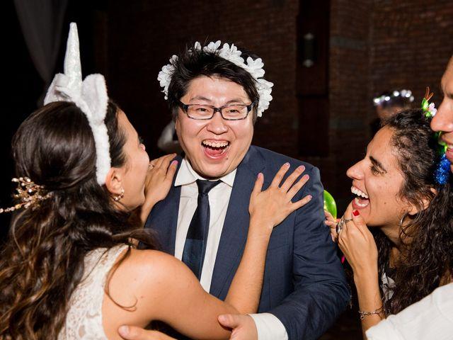 Pete and Marilu's Wedding in Brooklyn, New York 116