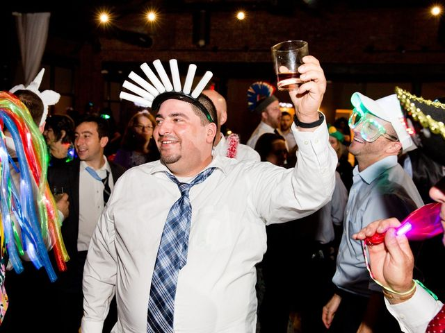 Pete and Marilu's Wedding in Brooklyn, New York 119