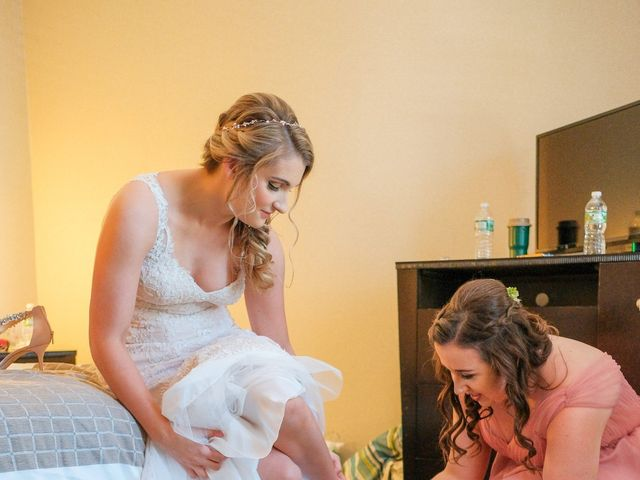 Kyle and Liz's Wedding in Chichester, New Hampshire 16