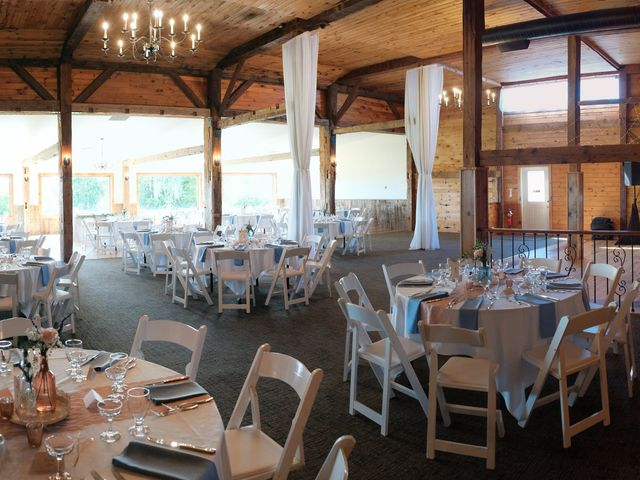 Kyle and Liz's Wedding in Chichester, New Hampshire 24