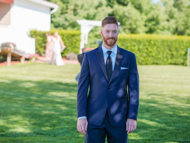 Kyle and Liz's Wedding in Chichester, New Hampshire 26