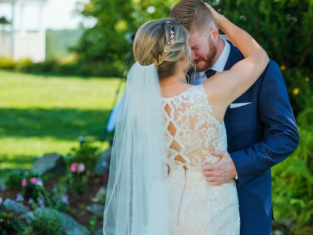 Kyle and Liz's Wedding in Chichester, New Hampshire 30