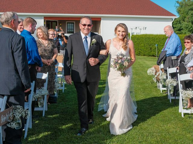 Kyle and Liz's Wedding in Chichester, New Hampshire 34