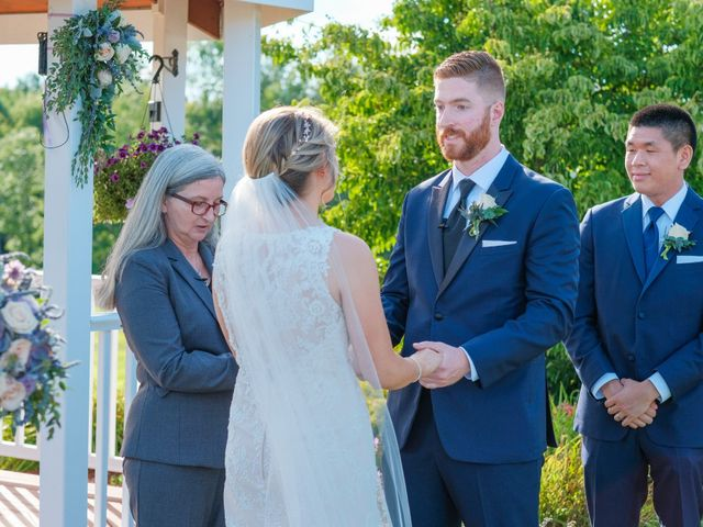 Kyle and Liz's Wedding in Chichester, New Hampshire 35