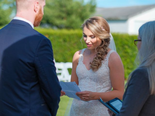 Kyle and Liz's Wedding in Chichester, New Hampshire 42