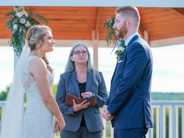 Kyle and Liz's Wedding in Chichester, New Hampshire 44