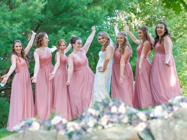 Kyle and Liz's Wedding in Chichester, New Hampshire 49