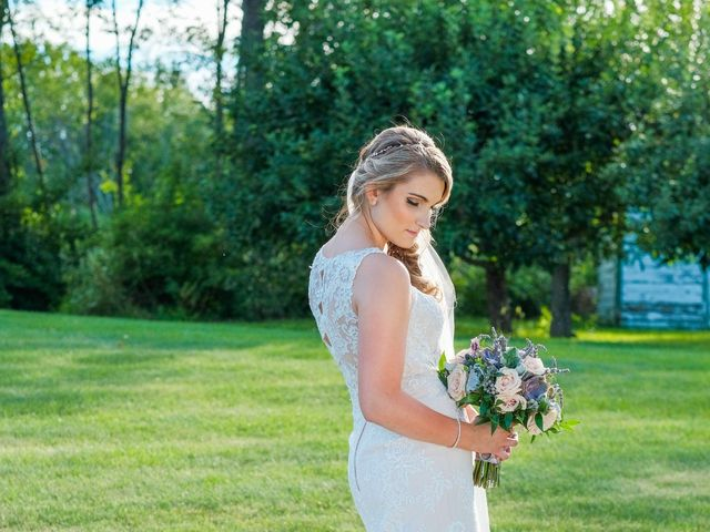 Kyle and Liz's Wedding in Chichester, New Hampshire 53