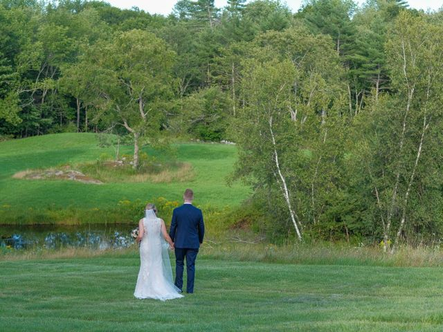 Kyle and Liz's Wedding in Chichester, New Hampshire 55