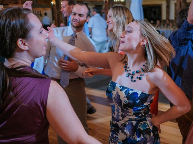 Kyle and Liz's Wedding in Chichester, New Hampshire 79