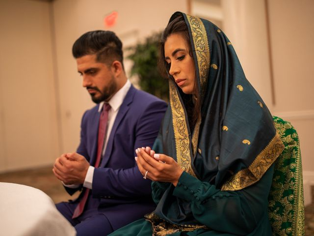 Hashim and Marjan's Wedding in Springfield, District of Columbia 2