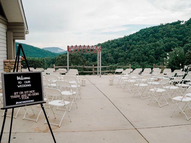 Amelia and Sean's Wedding in Asheville, North Carolina 10