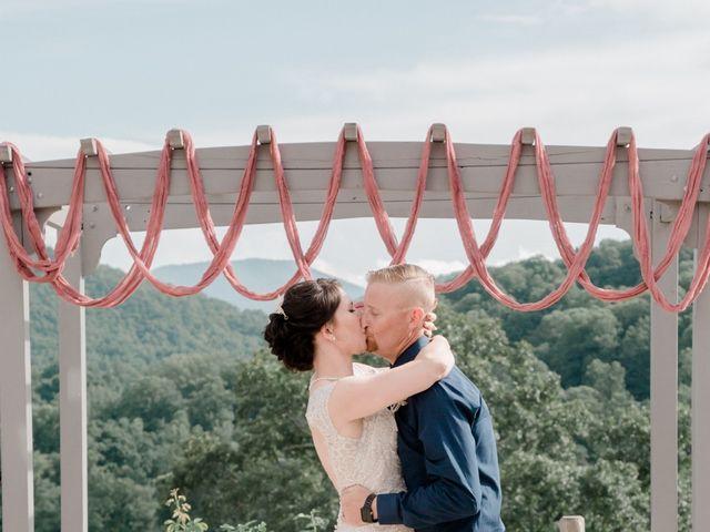 Amelia and Sean's Wedding in Asheville, North Carolina 13