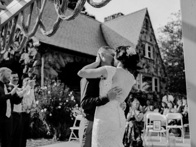 Amelia and Sean's Wedding in Asheville, North Carolina 14