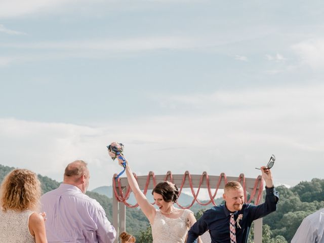 Amelia and Sean's Wedding in Asheville, North Carolina 15