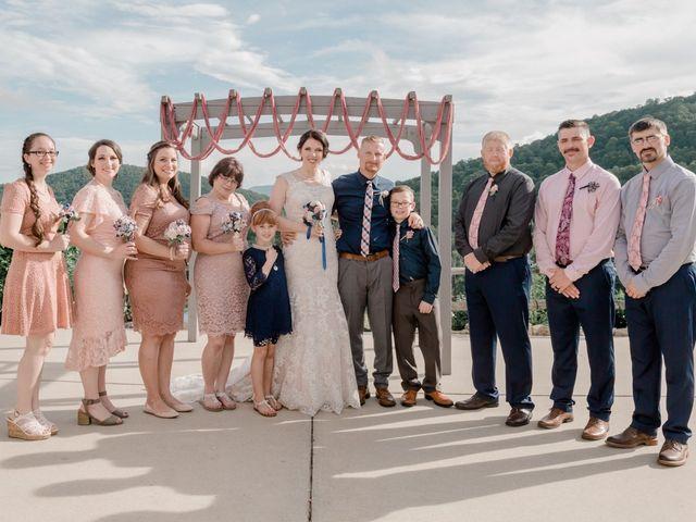 Amelia and Sean's Wedding in Asheville, North Carolina 16