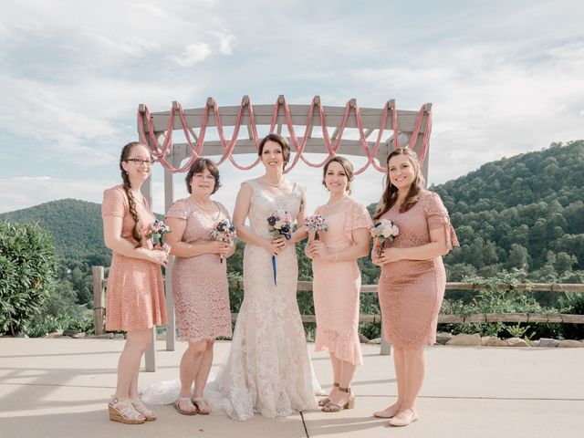 Amelia and Sean's Wedding in Asheville, North Carolina 17