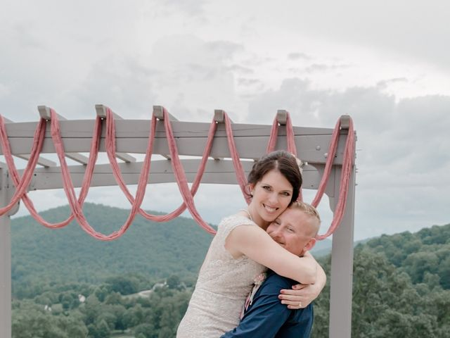Amelia and Sean's Wedding in Asheville, North Carolina 22